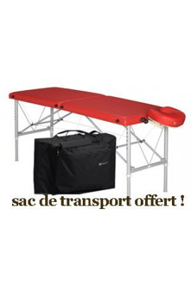 Table de massages ultra légère compacte pliable 60