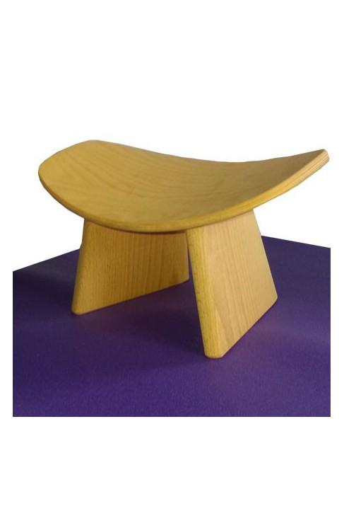 banc de m ditation zazen zaseki en bois cologique. Black Bedroom Furniture Sets. Home Design Ideas