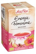 Energie Féminine Yogi Tea