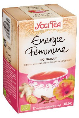 Yogi Tea Energie Féminine