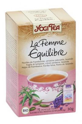 Infusion Yogi Tea La Femme Equilibre