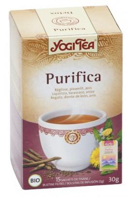 Yogi Tea Purifica Detox