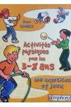 Activités physiques pour les 3-8 ans - amphora