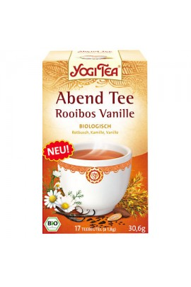 Yogi Tea Rooibos Vanille
