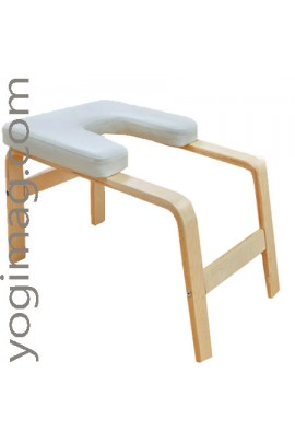 Chaise yoga iyengar 2 barres stable sp ciale yoga yogimag for Chaise yoga iyengar