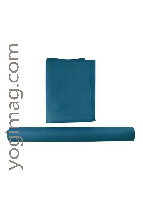 tapis de yoga voyage pliable l ger fin antiderapant yogimag. Black Bedroom Furniture Sets. Home Design Ideas