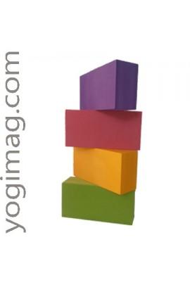 Brique de Yoga Olive