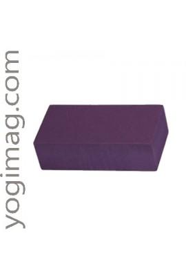 Brique de Yoga Aubergine
