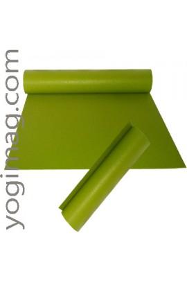 Tapis de yoga Natura Design vert naturel résistant antidérapant