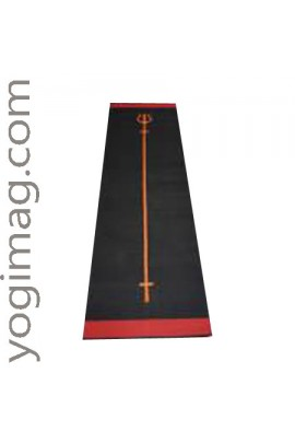 tapis de yoga en coton bio d 39 inde yogimag. Black Bedroom Furniture Sets. Home Design Ideas