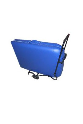 Trolley - valise de transport pour table de massages pliante