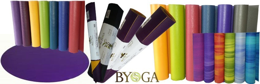 Lot Tapis de Yoga Pros