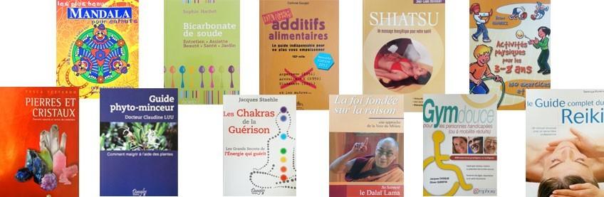 Livres - Le Coin Lecture Zen