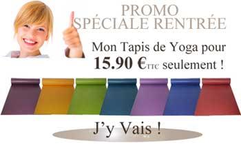 yogimag tapis de yoga en promotion pas cher prix économique