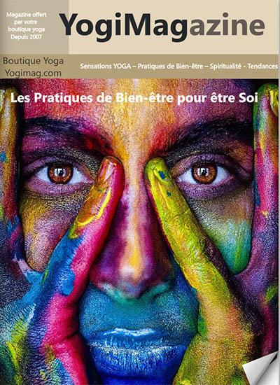 Yogimagazine - les pratiques de bien-être - magazine yoga