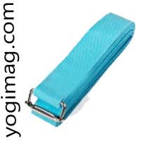 Accessoires de yoga pour débutant sangle yogimag