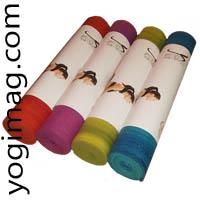 Accessoires de yoga pour débutant tapis yogimag