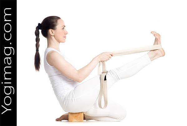 Accessoires yoga pour débutant