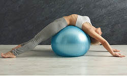 Ballons de yoga