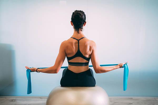 Bandes de résistance pour la gym, le fitness, le pilates, la musculation