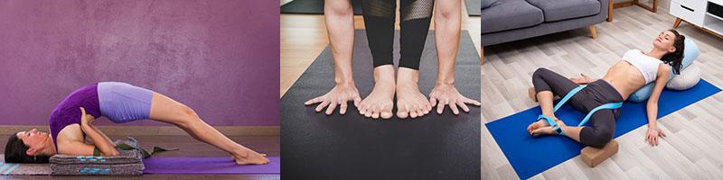Bien choisir ses articles de yoga avec Yogimag