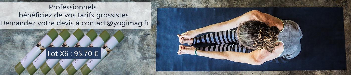 Boutique PRO Yoga Grossiste France - Yogimag
