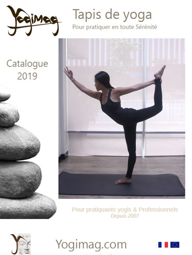 Boutique tapis de yoga Yogimag