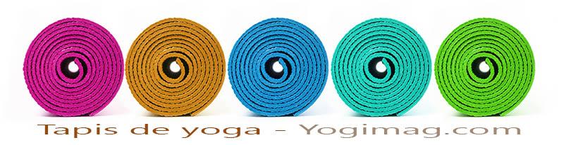 Boutique tapis de yoga Yogimag.com