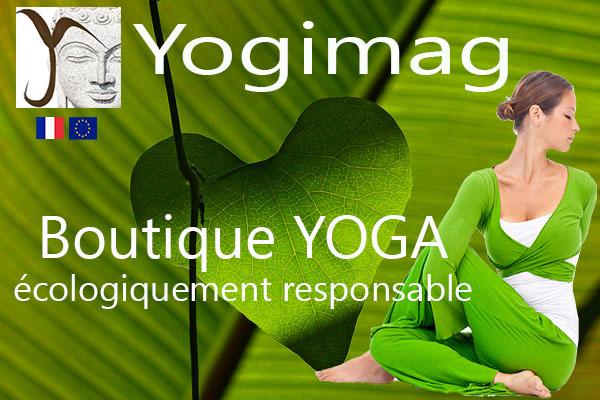 Boutique yoga écologique