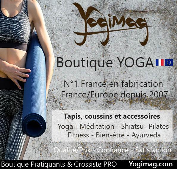 Boutique Yoga-Méditation