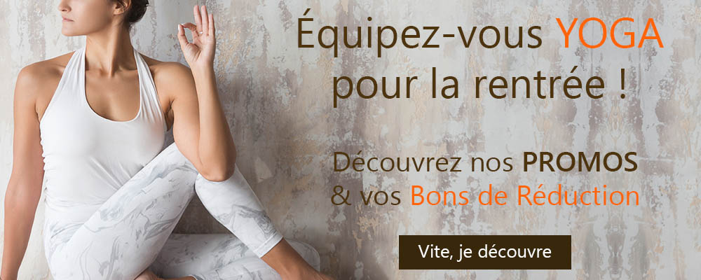 Boutique Yoga Yogimag N°1 France et Europe - Spécial rentrée 2021