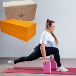 Brique de sport gym yoga fitness pilates - Yogimag