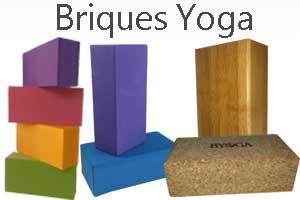 Brique de Yoga Yogimag