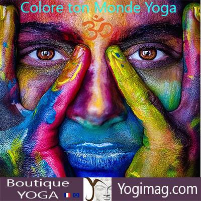 Colore ton monde yoga