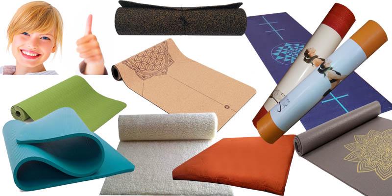 Comment choisir un tapis de sol avec Yogimag