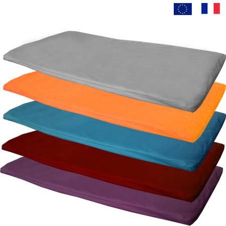 couleurs futon de yoga