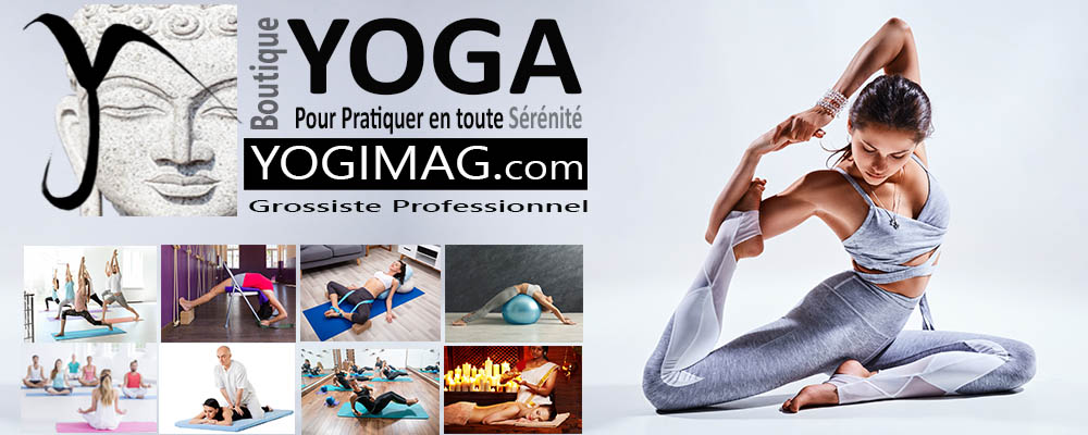 Grossiste Yoga Pro Yogimag