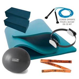 Kit de gym yoga sur la boutique Yogimag