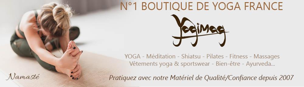 La plus grande boutique de yoga en France YOGIMAG N°1