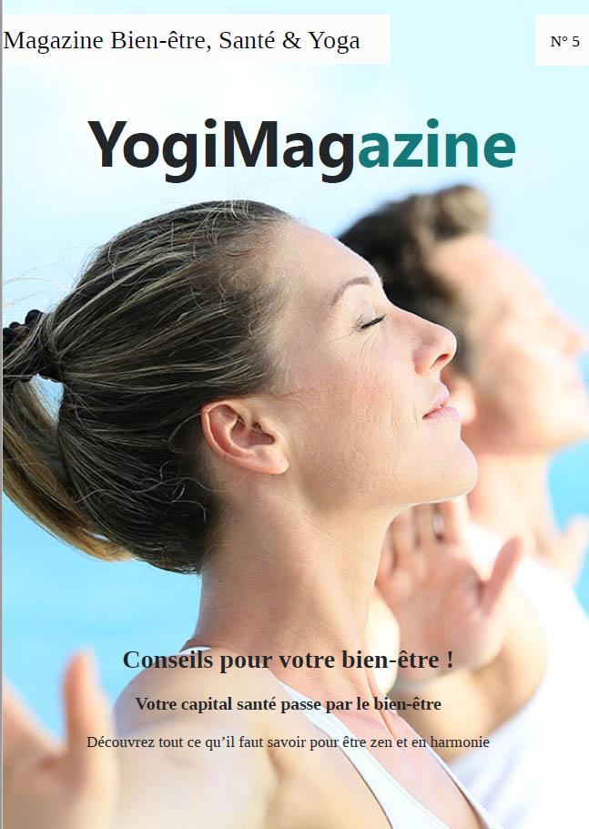 Magasine bien-être, santé et yoga - Yogimagazine