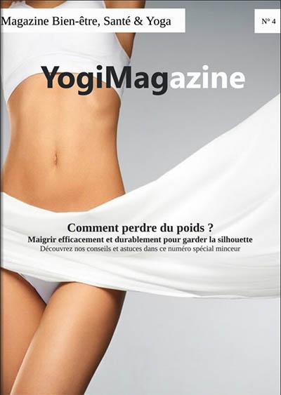 Magazine spécial minceur bien-être santé et yoga Yogimag - Yogimagazine