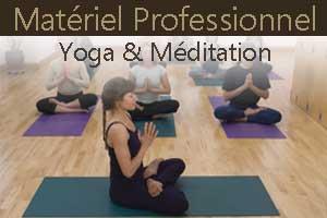 Matériel professionnel Yoga Yogimag