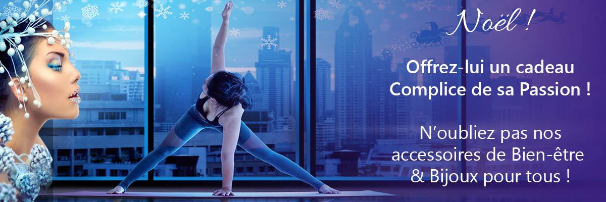 Noël : cadeau yoga, bien-être, méditation, sport, fitness, pilates... sur la boutique yoga Yogimag