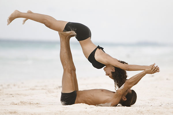 Nouveau yoga moderne