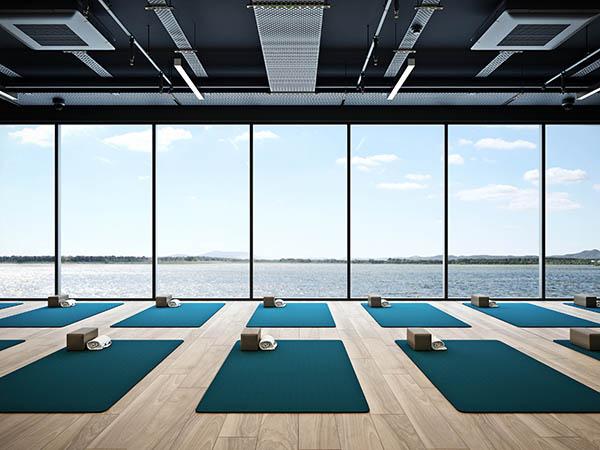 Les nouveaux studios de yoga en France