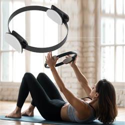 Pilates circle article de gym sport fitness pilates pour muscler Yogimag