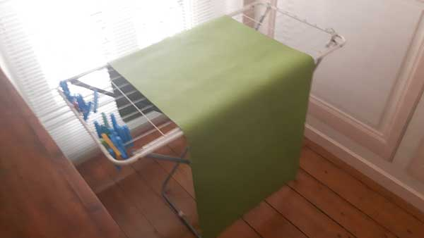 Séchage tapis de yoga - yogimag