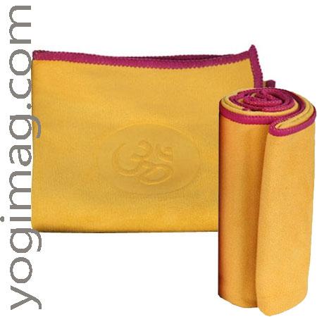 serviette de yoga yogi tapis