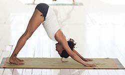 Serviettes de yoga antidérapantes