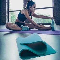 Tapis de sport et de gym pour maigrir perte de poids pendant le régime - Yogimag